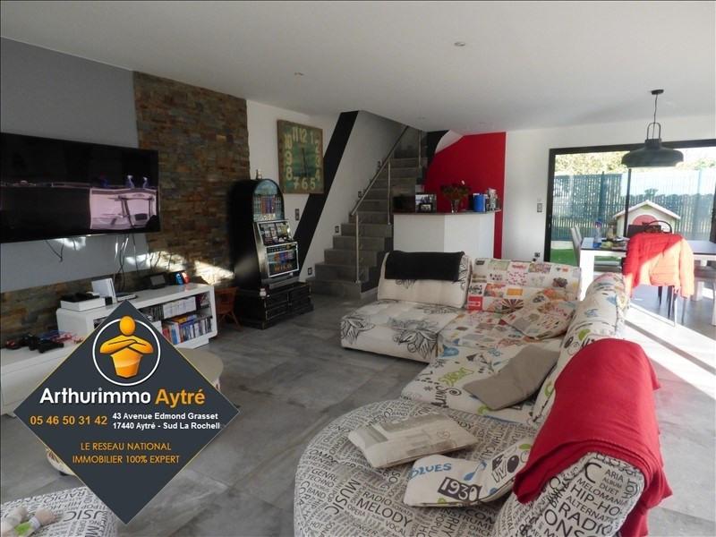 Vente maison / villa Dompierre sur mer 442000€ - Photo 3