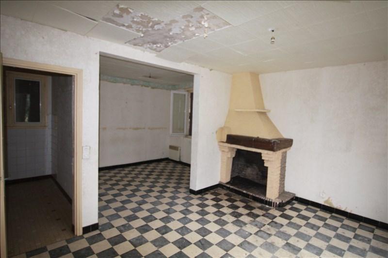 Vente maison / villa Conches en ouche 60000€ - Photo 3