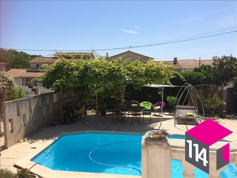 Sale house / villa Saint-brès 353 000€ - Picture 2