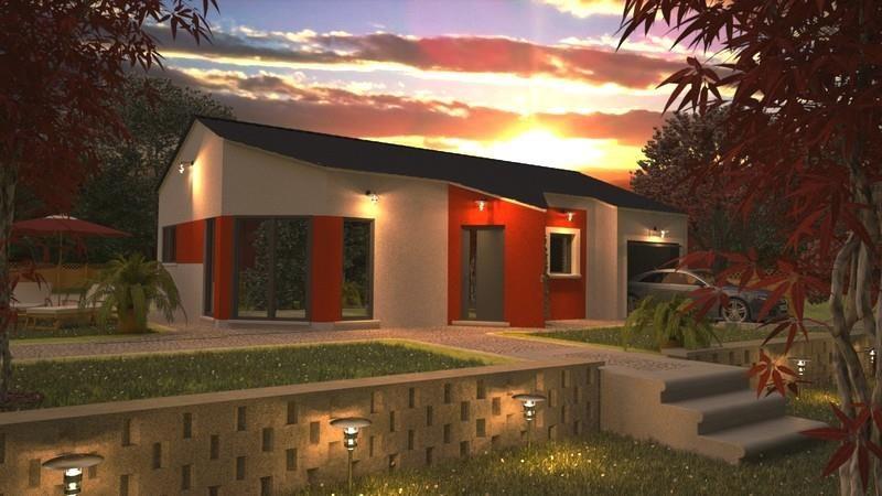 Maison  5 pièces + Terrain 1400 m² Bouilly par MAISONS D'EN FRANCE CHAMPAGNE & LORRAINE SUD