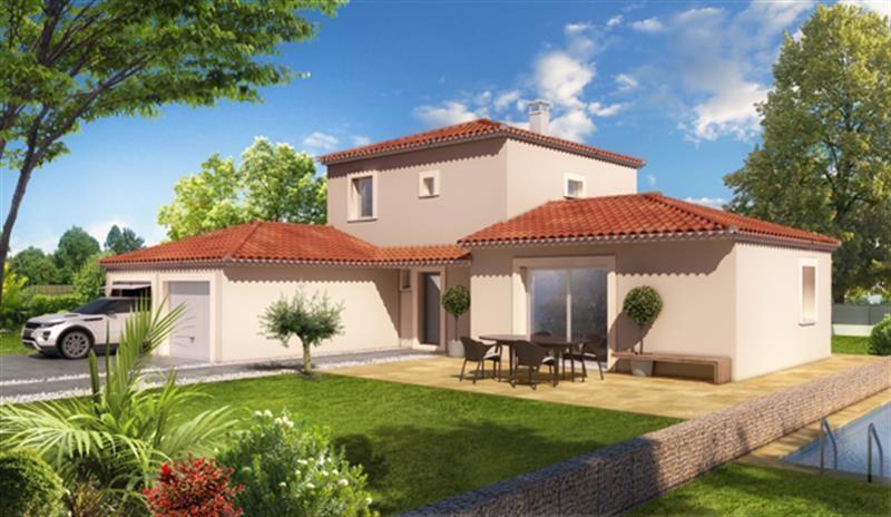 Maison  5 pièces + Terrain 480 m² Léguevin par CONCEPTUALYS