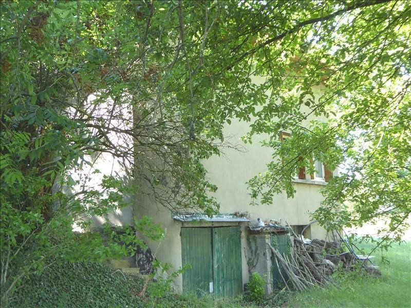 Vente maison / villa St just chaleyssin 190000€ - Photo 5