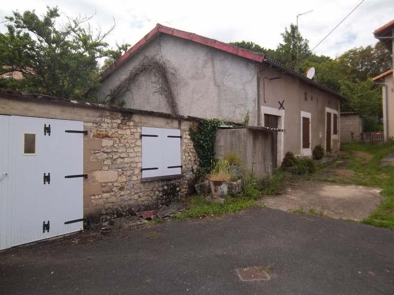 Vente maison / villa Civaux 55000€ - Photo 2