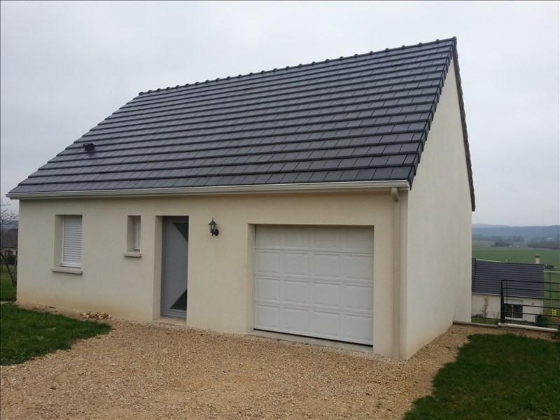 Location maison / villa Villiers sur loir 815€ CC - Photo 1