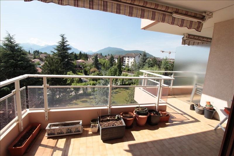 Vente appartement Annecy le vieux 340000€ - Photo 1