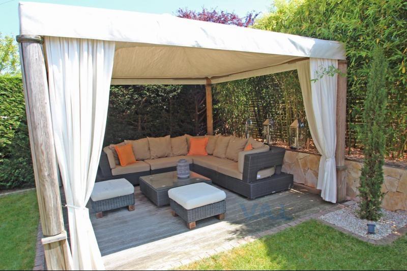 Revenda residencial de prestígio casa Santeny 835000€ - Fotografia 9