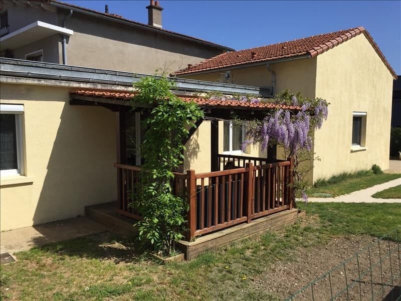 Vente maison / villa St benoit 139 000€ - Photo 1