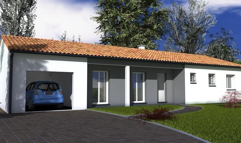 Maison  3 pièces + Terrain 600 m² Nailloux (31560) par LES BASTIDES LAURAGAISES