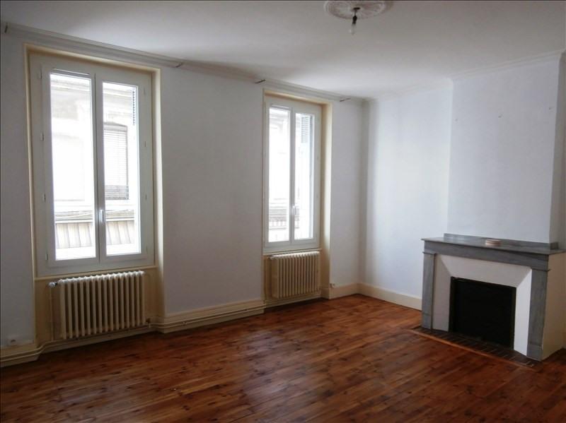 Rental apartment Secteur de mazamet 530€ CC - Picture 1