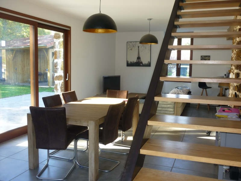 Sale house / villa Commensacq 280000€ - Picture 9