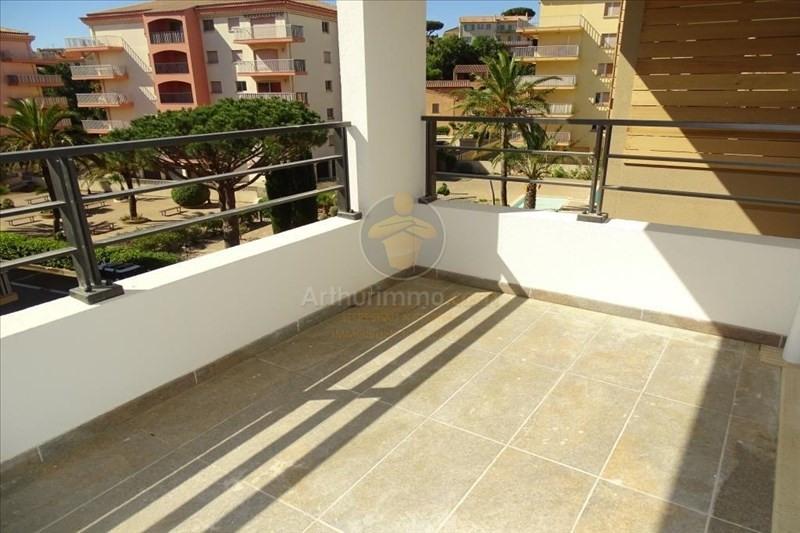 Sale apartment Sainte maxime 532500€ - Picture 4