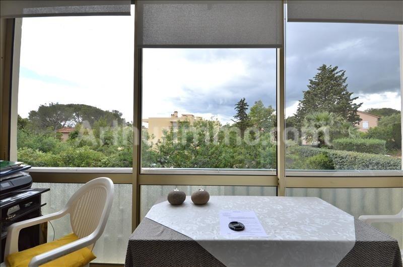 Vente appartement Boulouris 134000€ - Photo 3