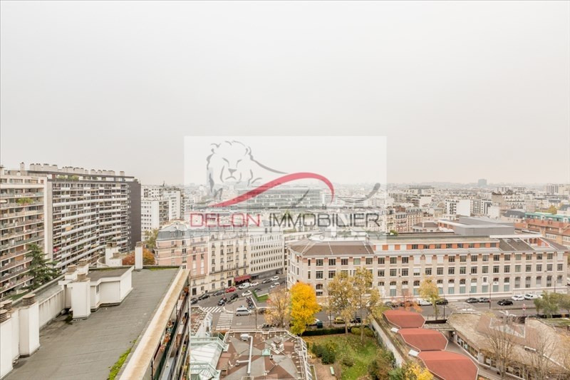 Sale apartment Paris 15ème 640 000€ - Picture 1