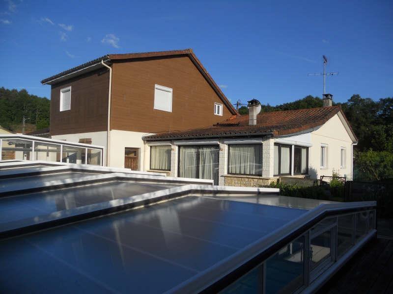 Vente maison / villa St pardoux la riviere 154900€ - Photo 1