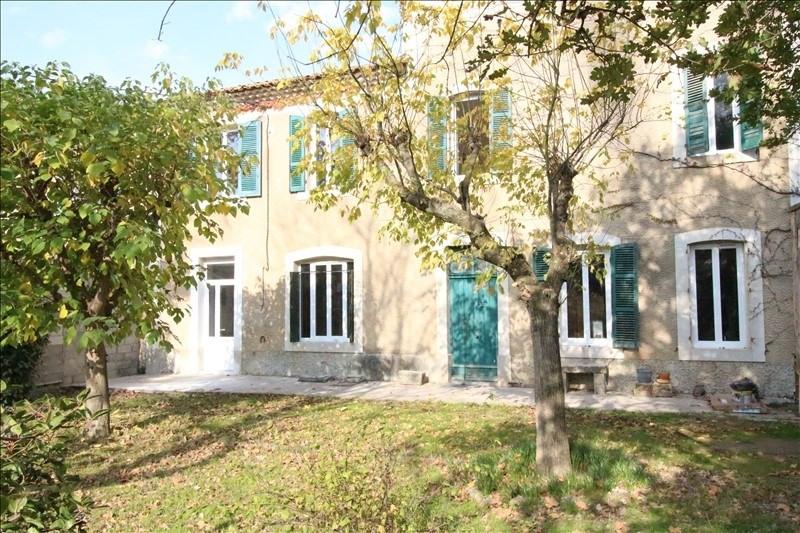 Vente maison / villa Pernes les fontaines 335000€ - Photo 1