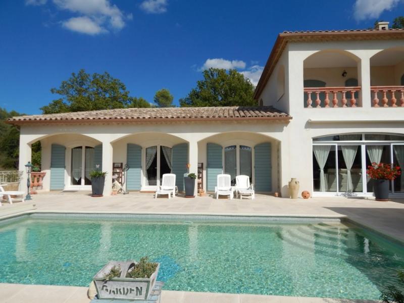 Vente de prestige maison / villa Villecroze 846300€ - Photo 4