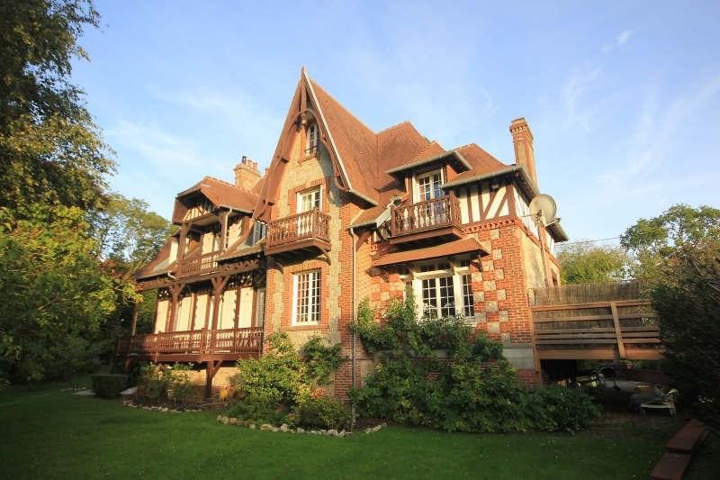 Vente de prestige maison / villa Villers sur mer 840000€ - Photo 1
