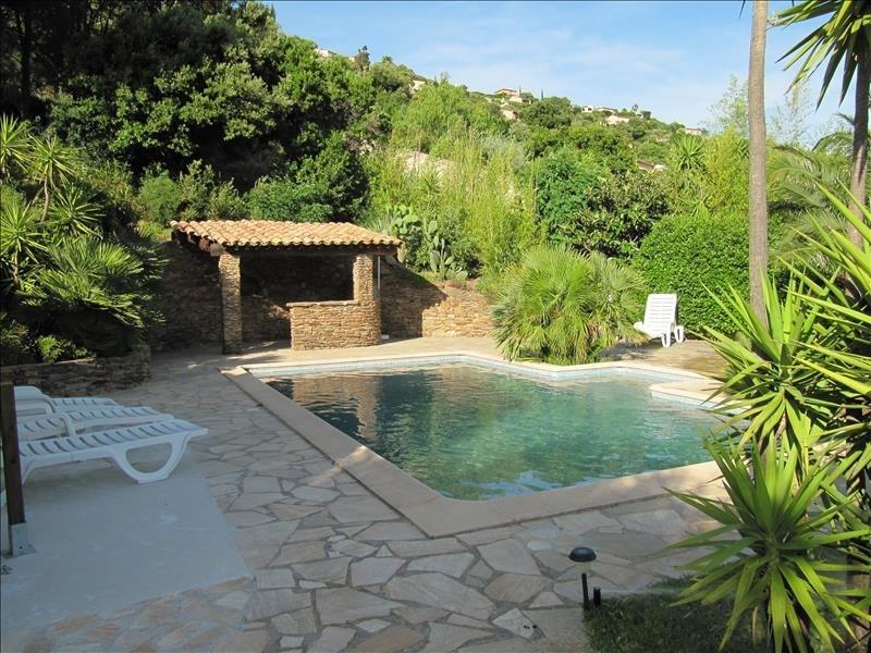 Vente de prestige maison / villa Cavalaire sur mer 788000€ - Photo 9
