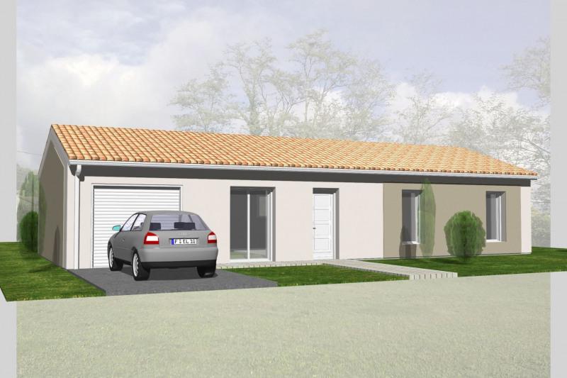 Maison  5 pièces + Terrain 1058 m² Quinsac par MAISONS QUADRI