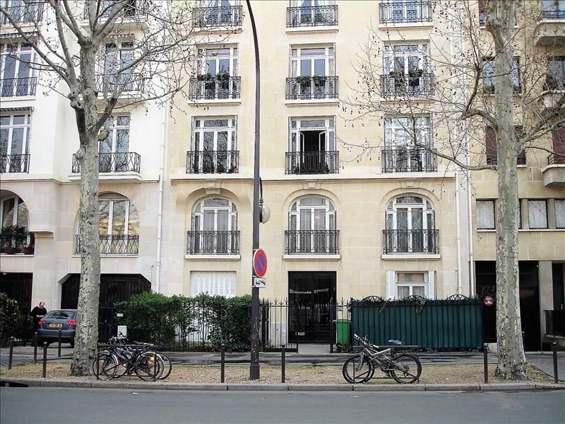 Vente appartement Paris 16ème 590000€ - Photo 1