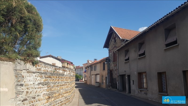 Investment property apartment Ternay 75000€ - Picture 1