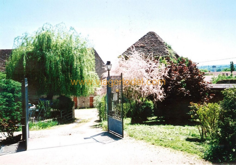 Life annuity house / villa Trevilly 25000€ - Picture 4