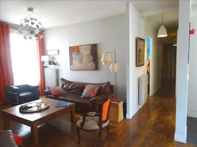 Vente de prestige appartement Paris 18ème 1 110 000€ - Photo 2