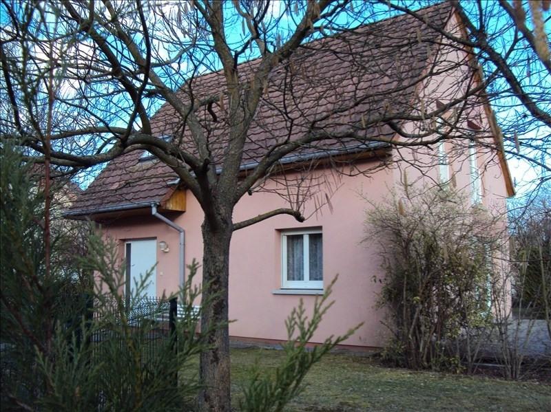 Sale house / villa Rixheim 335000€ - Picture 1