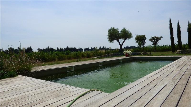 Sale house / villa Violes 546000€ - Picture 2