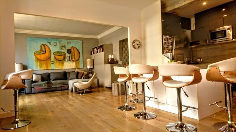 Deluxe sale apartment Paris 16ème 1500000€ - Picture 3