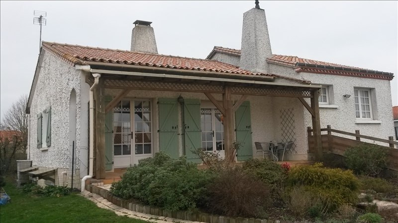 Sale house / villa Treize septiers 177 900€ - Picture 1