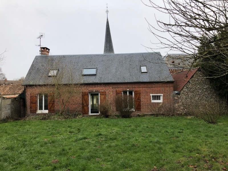 Sale house / villa Les thilliers en vexin 169400€ - Picture 8