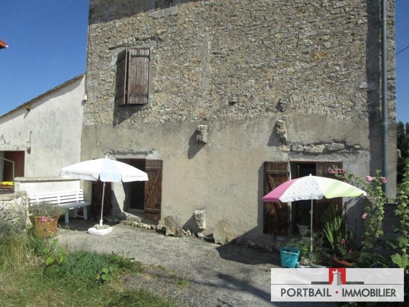 Produit d'investissement maison / villa Blaye 89900€ - Photo 1