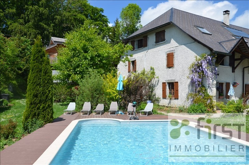 Deluxe sale house / villa Evires 1 050 000€ - Picture 1