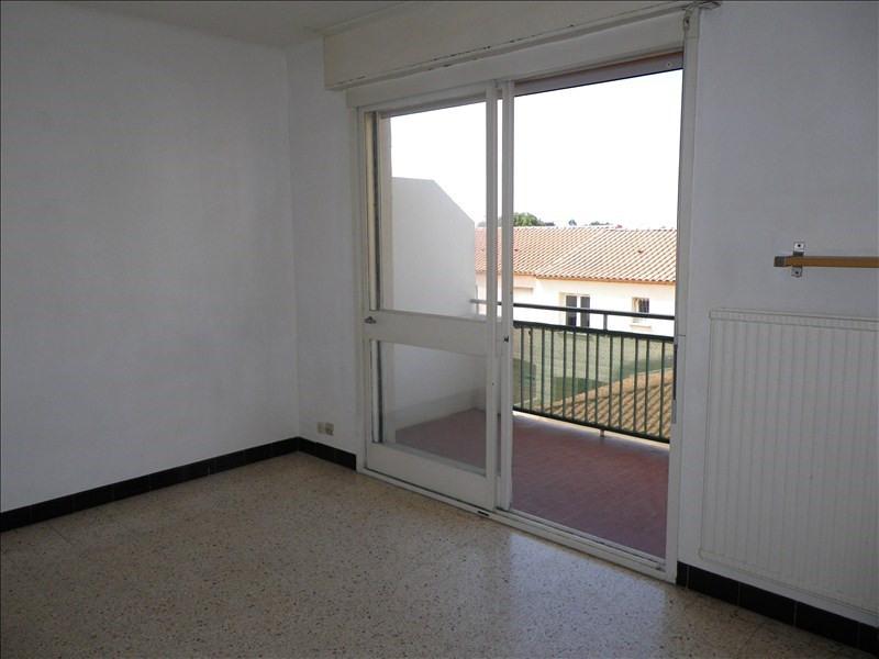 Rental apartment Lunel 390€ CC - Picture 1
