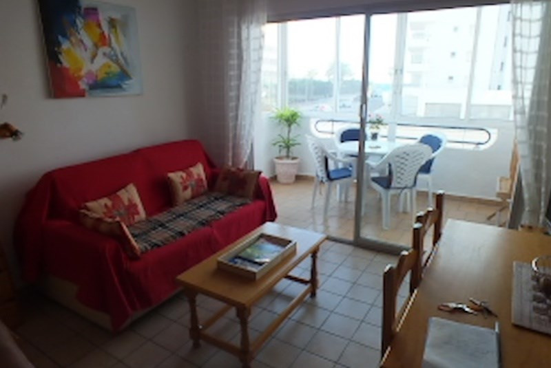 Location vacances appartement Roses santa-margarita 320€ - Photo 7