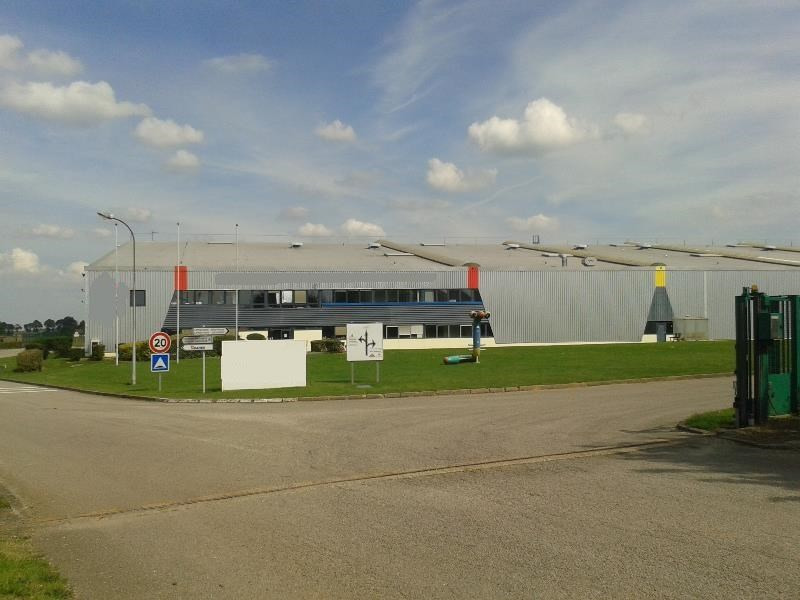 Location Local d'activités / Entrepôt Saint-Romain-de-Colbosc 0