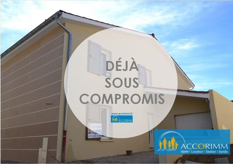Venta  casa Toussieu 312000€ - Fotografía 1