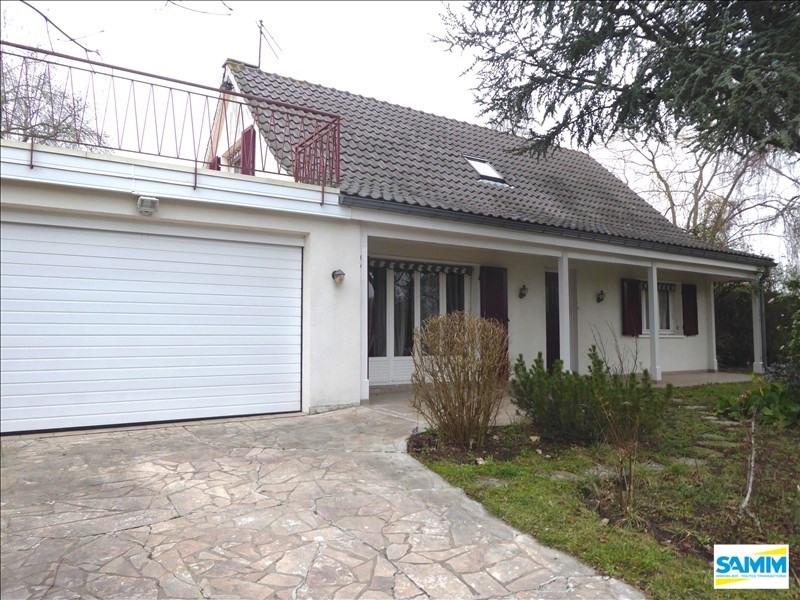 Sale house / villa Mennecy 385000€ - Picture 1