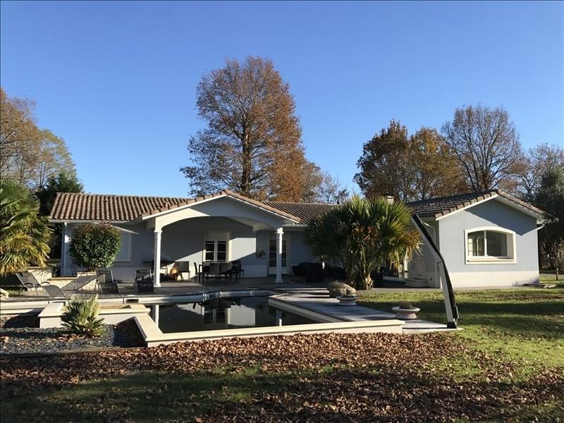 Vente de prestige maison / villa Pontenx les forges 450000€ - Photo 1