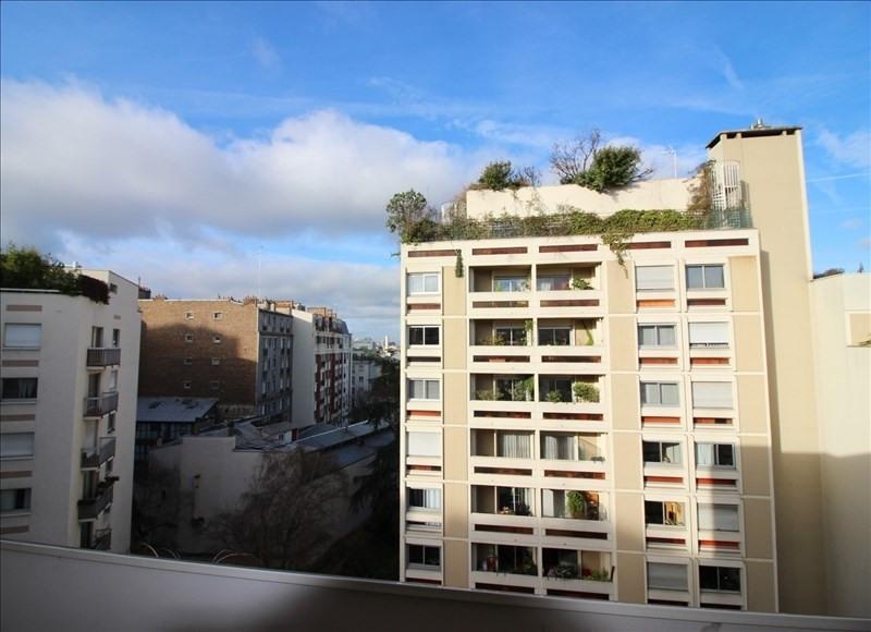 Sale apartment Paris 18ème 395000€ - Picture 1