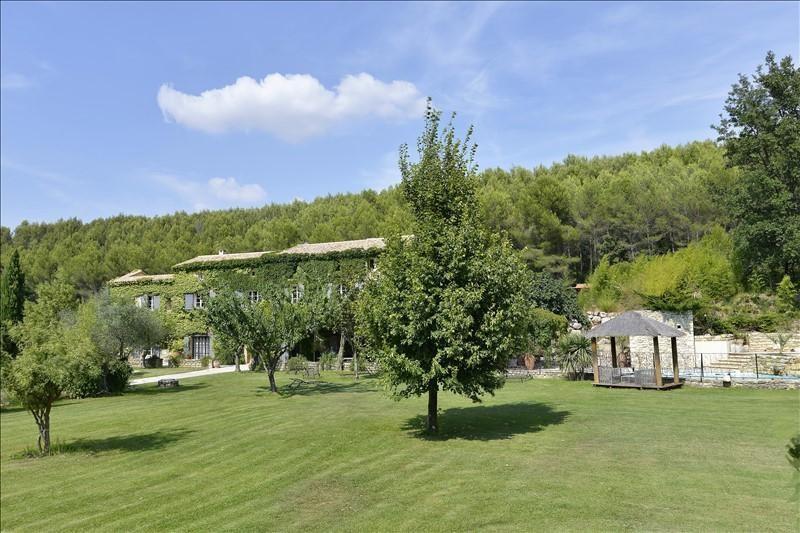 Venta de prestigio  casa Carpentras 1200000€ - Fotografía 1