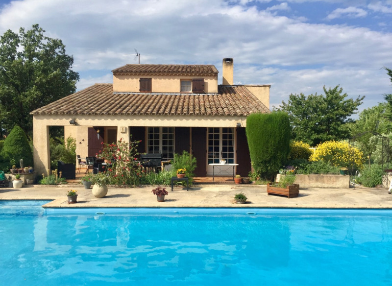 Vente maison / villa Trets 620000€ - Photo 2