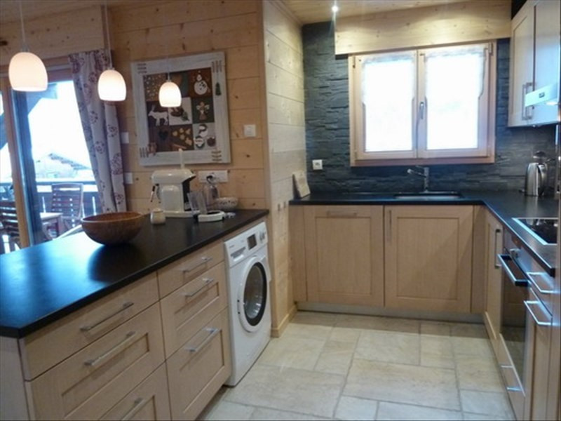 Vendita appartamento Morzine 395000€ - Fotografia 3