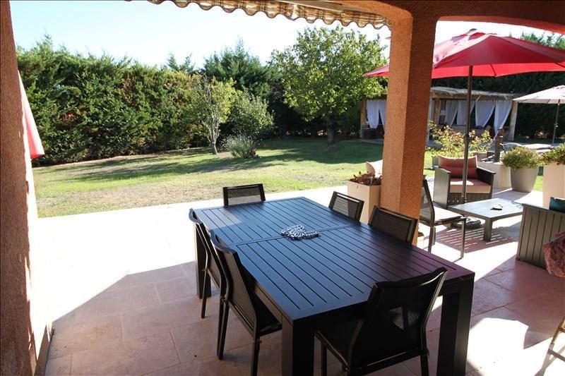 Vente de prestige maison / villa Puyricard 795000€ - Photo 5