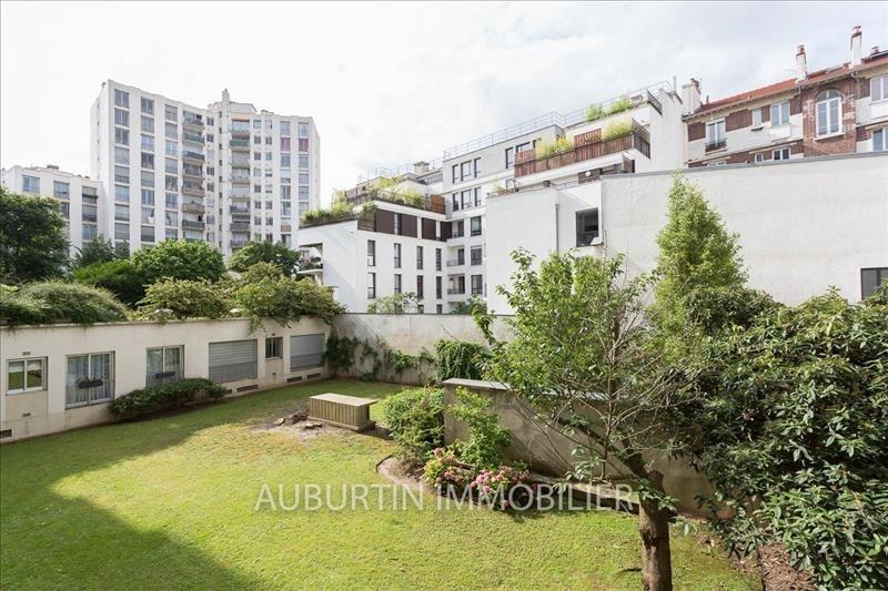 Venta  apartamento Paris 18ème 522000€ - Fotografía 2