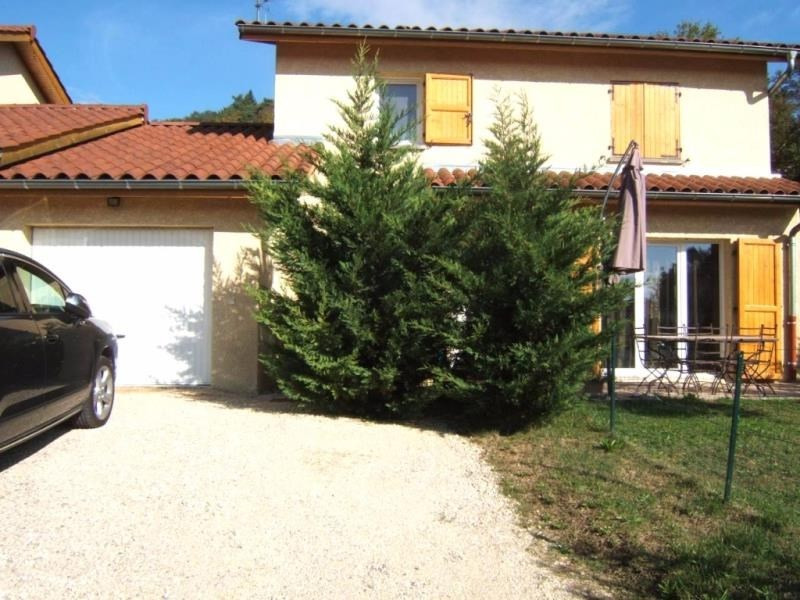 Rental house / villa Vienne 960€ CC - Picture 1