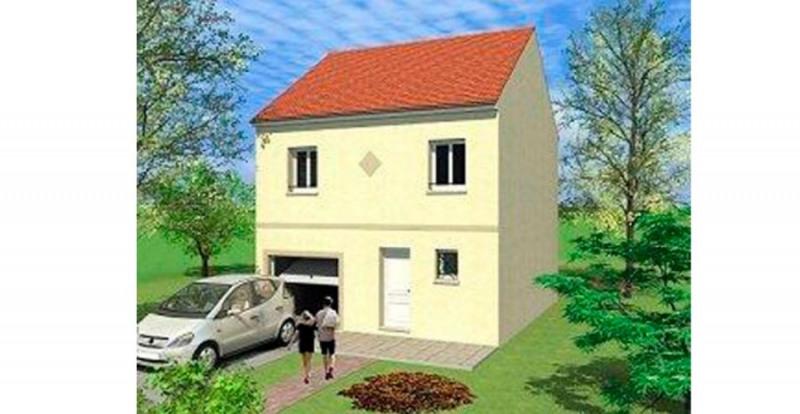 Maison  6 pièces + Terrain 300 m² Mauperthuis par BATICONFORT
