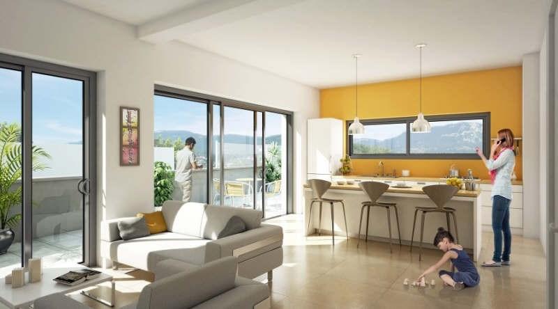 Immobile residenziali di prestigio appartamento Aix les bains 221795€ - Fotografia 2