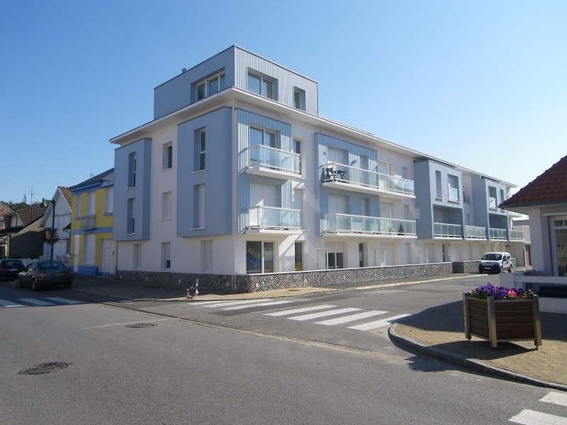 Vente appartement Quend plage les pins 134250€ - Photo 1